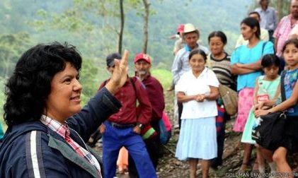 Assassination of Berta Cáceres