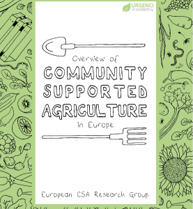 Community Supported Agriculture in Europe