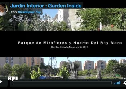 Jardin Interior: Spaces for Transformation in Seville.
