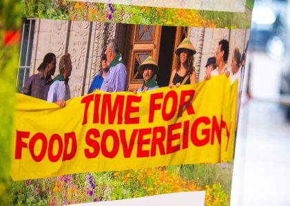 Pivoting from Local Food to Just Food Systems
