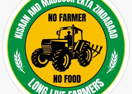 In Solidarity With Farmer Protests In India